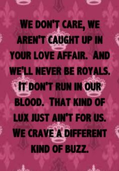 Lorde - Royals - song lyrics, song quotes, songs, music lyrics, music quotes, music