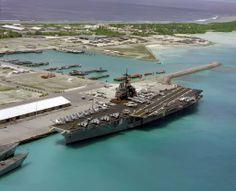 CV-60 USS Saratoga