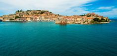 Portoferraio by Davide Palmieri on River, City, Outdoor, Italia, Outdoors, Cities, Outdoor Games, The Great Outdoors, Rivers