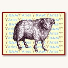 Aries the Ram - Poster