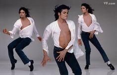 Lisa Robinson on Michael Jackson | Culture | Vanity Fair - photograph by Annie Leibovitz
