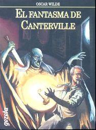 Tapa del libro EL FANTASMA DE CANTERVILLE