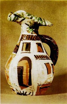 Jug with handle - Pablo Picasso