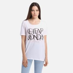 Cheap Monday - Easy Printed Tee Peignot .. love love love this ozzy brand and so happy to see it stocked on superbalist !! <3 #WANTWISHWIN