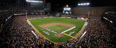 Oriole Park at Camden Yards is said to be the ballpark that forever changed the baseball game experience.