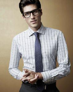 For the cool guy Hugo Boss #dress #shirt #macys BUY NOW!