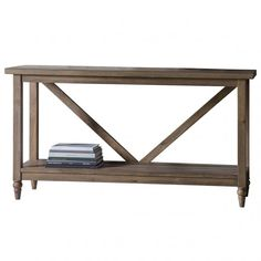 Buy Traditional and Modern Console Tables from Only Home Table Furniture, Home Furniture, Modern Console Tables, Trestle Table, Oak Color, Your Design, Solid Wood, Entryway Tables, Simple