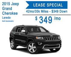 Awesome Jeep Grand Cherokee Lease Specials
