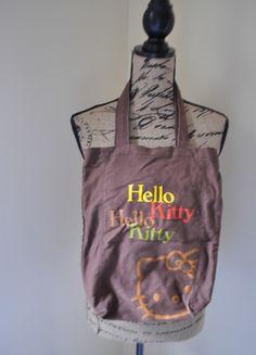 A vendre sur #vintedfrance ! http://www.vinted.fr/sacs-femmes/sacs-fourre-tout/18891994-sac-vintage-hello-kitty