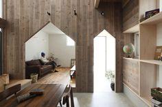 Alts Design Office - Hazukashi House