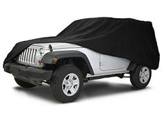 jeep wrangler cover