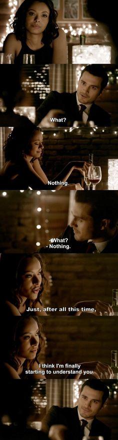 The Vampire Diaries TVD 7X19 - Bonenzo.