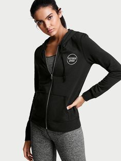 The Classic Zip Hoodie - Victoria Sport - Victoria's Secret - XS