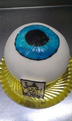 Eye cake by Tuffli www.tuffli.ro