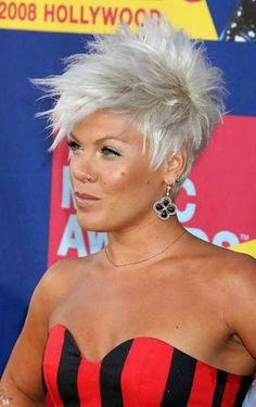 ... Short Spiky Hairstyles for