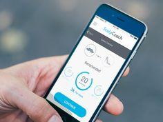 App design for medical devices