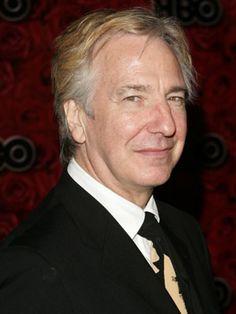 Alan Rickman...Snape!