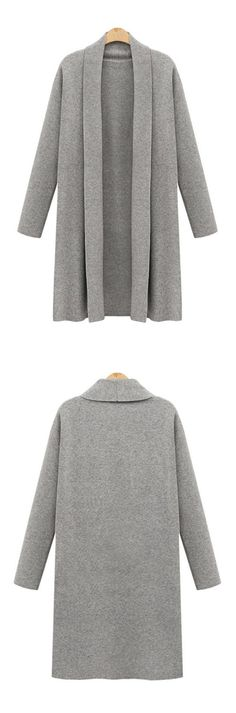Female long sleeved cardigan sweater,save extra 10% OFF with Coupon: Christmas01;for all orders,There are some amazing Gifts For You!,very suitable for this fall/winter/spring;Now Free shipping worldwide! No minimum purchase! Easy Return.Search more fashion clothing at vogueclips.com