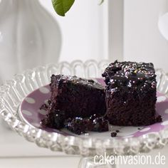 Saftiger Schokokuchen (vegan, laktosefrei) Cake Invasion