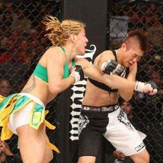 The Top Female MMA Fighters