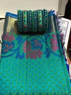 Paddu Silk Thread Earrings Designs, Silk Thread Bangles Design, Silk Thread Necklace, Silk Bangles, Beaded Necklace Patterns, Bridal Bangles, Thread Jewellery, Jewelry Patterns, Diy Fashion Videos