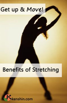 Excellent Stretching Tips from FitDay.com!