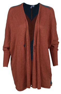 RVCA Women's Scrapper Sweater is @SundanceBeach's #OOTD