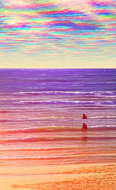 Waves Waves, 2013 - Larry Carlson