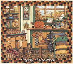 debbie mumm halloween