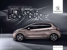 Words are Pictures | Craig Ward | PEUGEOT 208