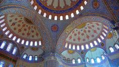In Sultan Ahmet I ordered the construction of the spectacular Blue Mosque that would rise next to, and rival, Hagia Sophia.