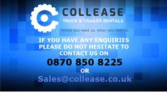 Collease Rentals (@colleaserentals) on Twitter Social Networks, Social Media, Business Look, Sale Promotion, New Trucks, New Trailers, Happy New Year, Twitter, Happy New Years Eve