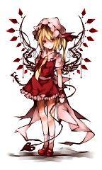 Personnage: Flandre Scarlet