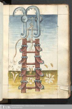 149 [74r] - Ms. germ. qu. 15 - Bellifortis - Page - Mittelalterliche Handschriften - Digitale Sammlungen
