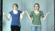 """Hand Clapping Game """"Bim Bum""""- cute way to do body percussion. At camp--""""All Hands on Deck"""" theme time. I want to teach fun hand clapping games and activities. Girl Scout Songs, Girl Scouts, Movement Activities, Music Activities, Body Percussion, Hand Clapping Games, Singing Games, Music Games, Brain Gym"""