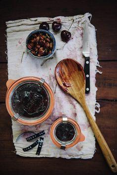 cherry jam by julie marie craig, via Flickr