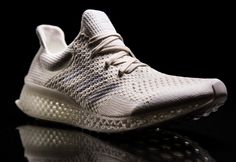 The new 'Futurecraft' printed insole concept could allow shoe customization beyond anything done before.