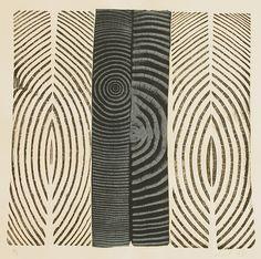 ★ Black & White Woodcuts | Bryan Nash Gill