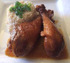 Honey & Garlic Chicken |