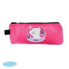 Personalised Pink Pencil Case - Me to You