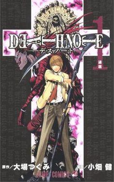 #DeathNote. Un manga psicologicamente ricco che narra una sconvolgente storia tra guardie e ladri ma... in salsa asiatica!