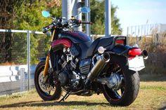 Planet Japan Blog: Yamaha V-Max by Bagus!