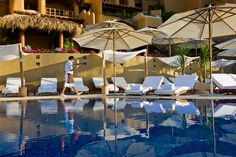 Capella Ixtapa, one of the pools you can enjoy at the hotel