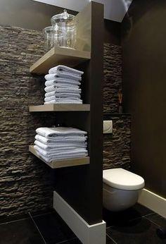 Дизайн туалета в квартире - фото интерьеров.