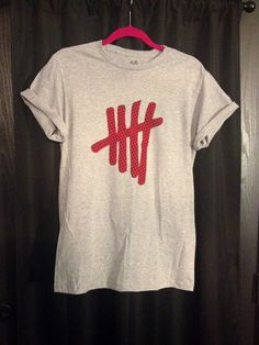5SOS 5 Seconds of Summer shirt by TaylorsThings on Etsy