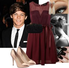 """Surprise Party for Louis"" by memelovely ❤ liked on Polyvore"