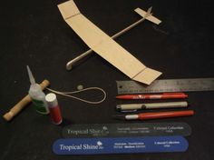 How to build an indoor catapult-launch glider! Step-by-step tutorial with video. Tons of fun to shoot these into the air! Developed for Science Olympiad.