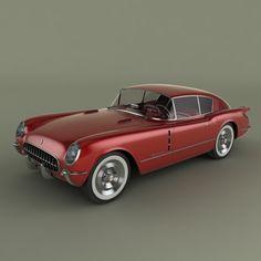 chevrolet corvette corvair concept car model Click Visit link above for more info Chevrolet Corvette, Pontiac Gto, 2015 Corvette, Chevy Classic, Classic Cars, Car 3d Model, 3d Modelle, Unique Cars, Us Cars