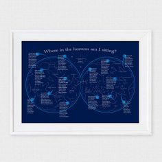 celestial wedding seating chart – printable – constellation star chart seating plan, reception seating, starry night sky, stars zodiac space – Anke H - Space Reception Seating, Seating Plan Wedding, Seating Plans, Starry Night Sky, Night Skies, Wedding Favours, Wedding Stationery, Wedding Invitations, Starry Wedding