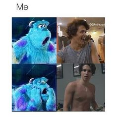 Yep, that's me<< that's me cause I'm a Brad girl so yeah but I don't regret a single thing